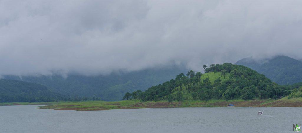 Clouds Over The Umiam Lake, Shillong