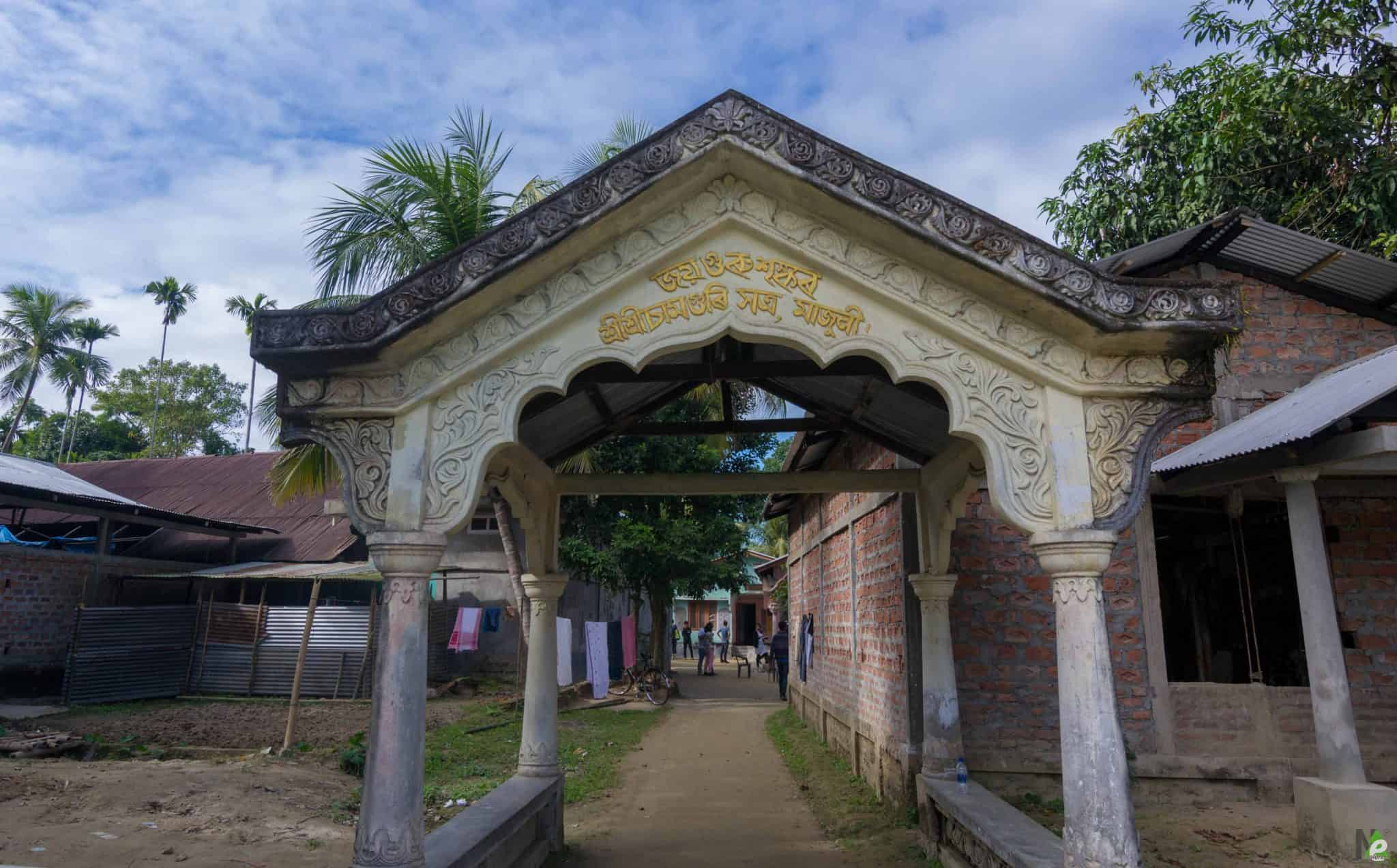 Satras of Majuli Island
