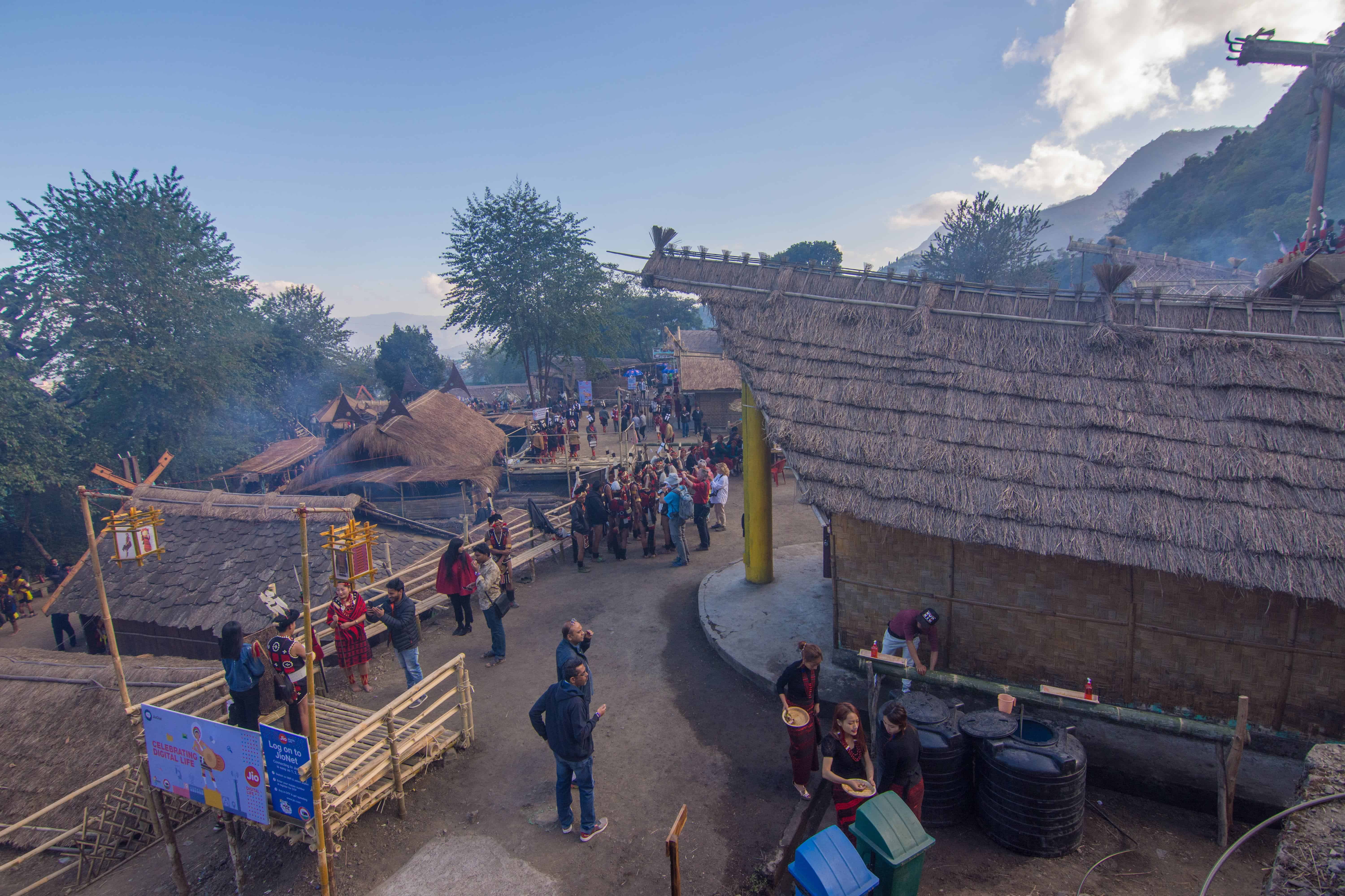 hornbill festival 2019 trip