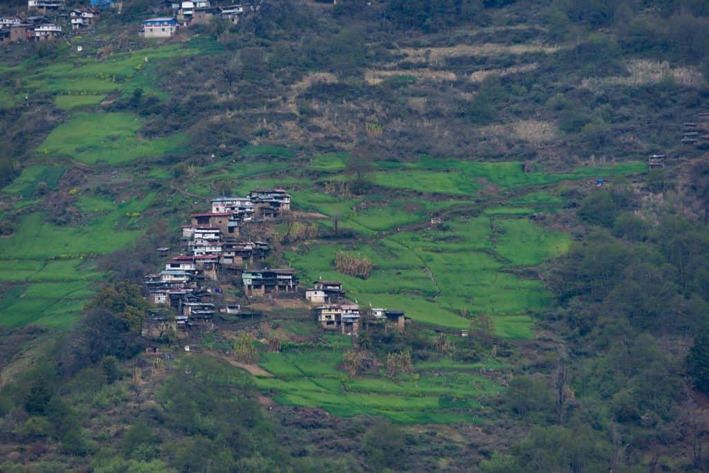 zemithang village trip