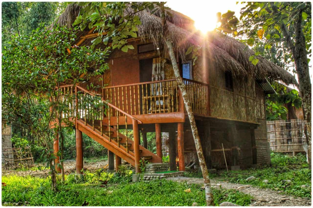 nameri Bamboo cottage