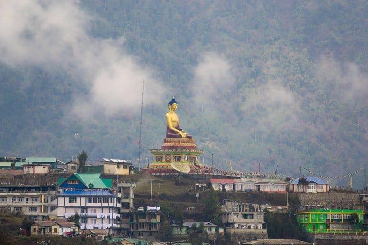 Buddha Statue Tawang