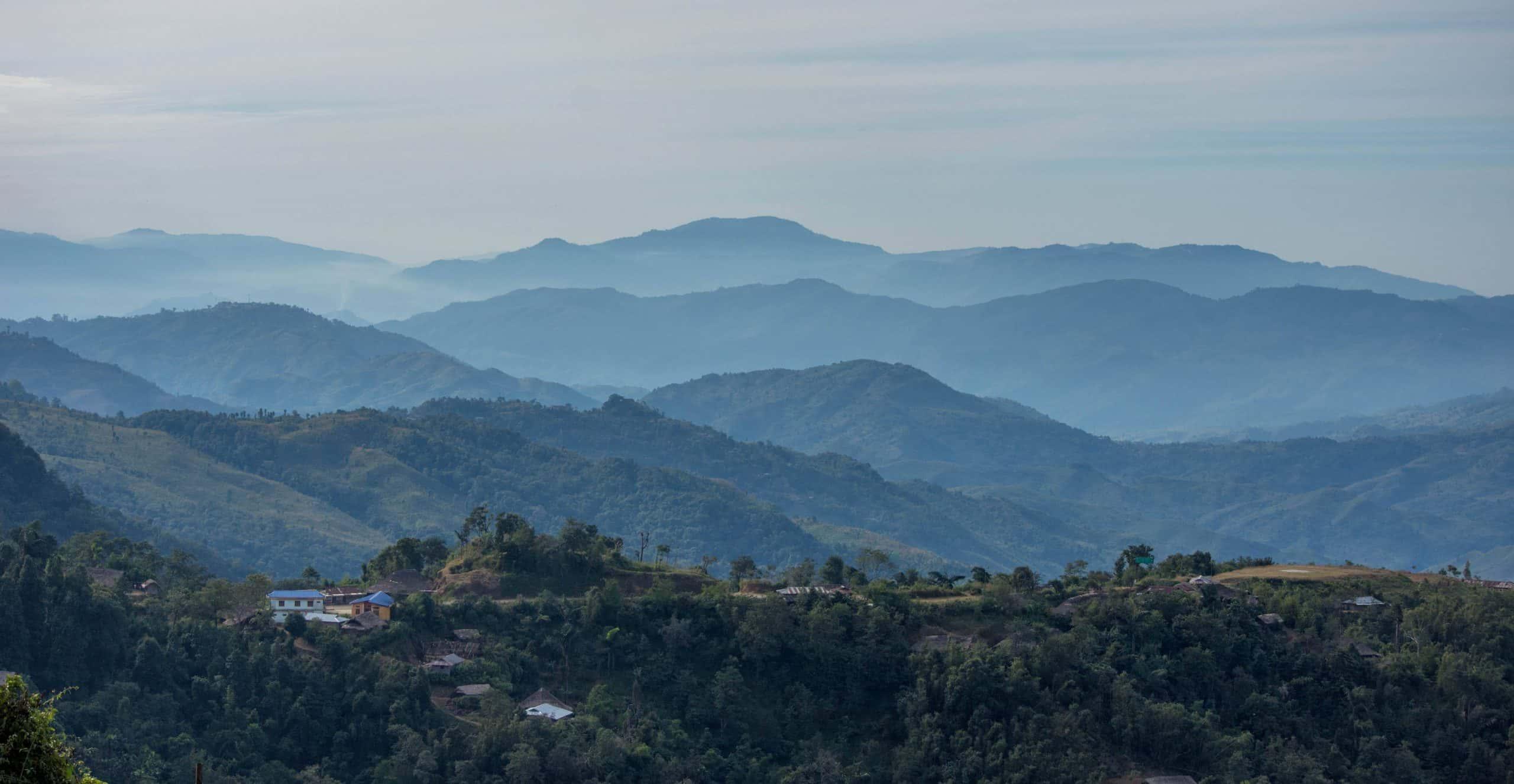 mon district mountains