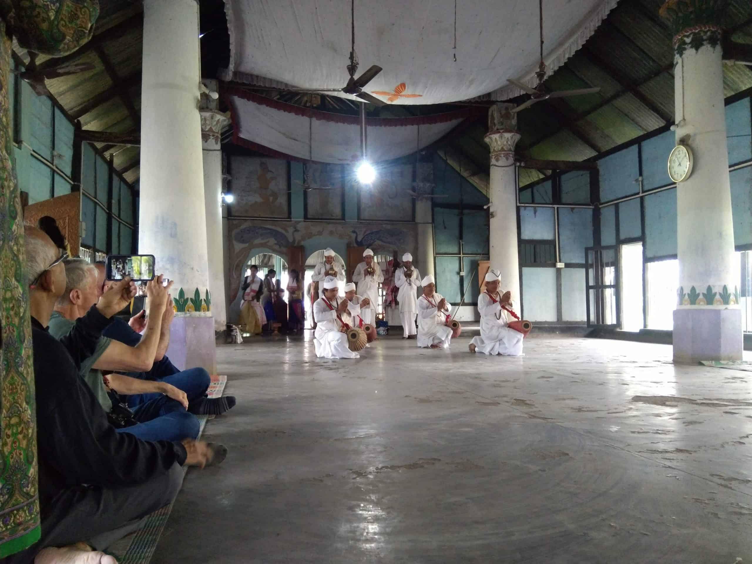 satriya dance majuli