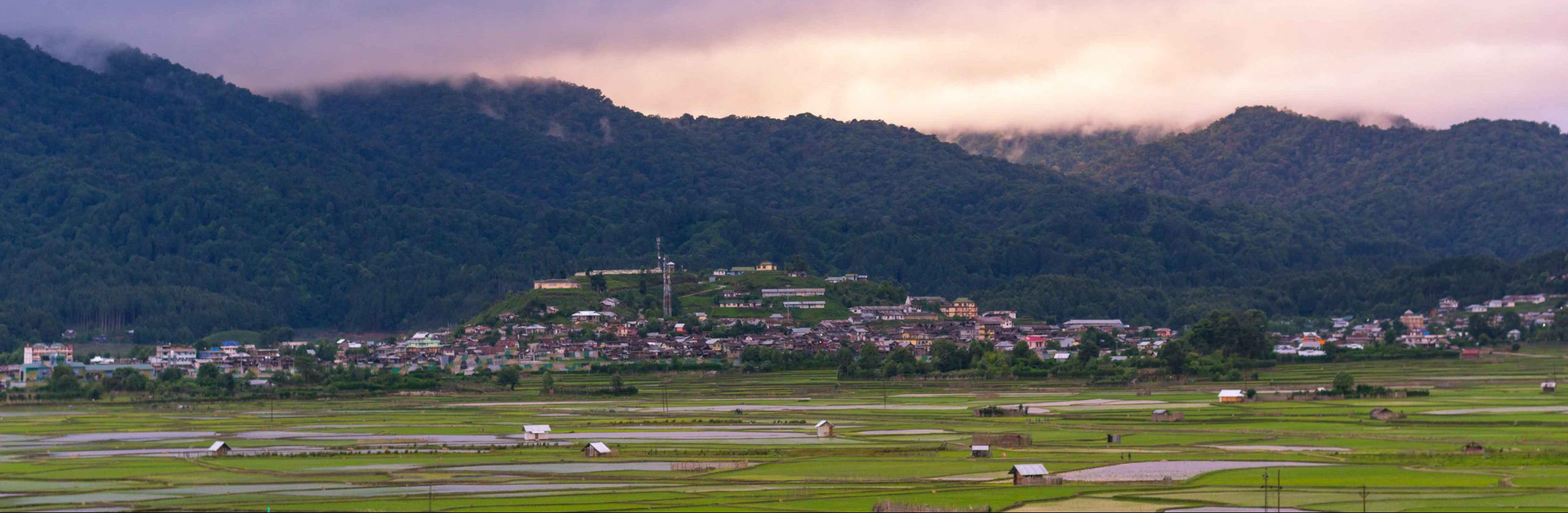 Ziro valley best places to see